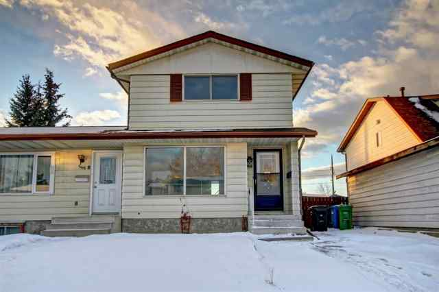 Abbeydale real estate 563 Aboyne Crescent NE in Abbeydale Calgary