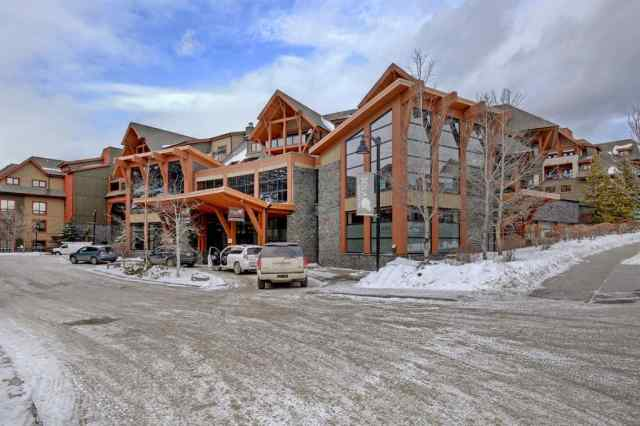 Bow Valley Trail real estate 311, 191 Kananaskis Way in Bow Valley Trail Canmore