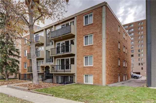 Beltline real estate 413, 1025 14 Avenue SW in Beltline Calgary