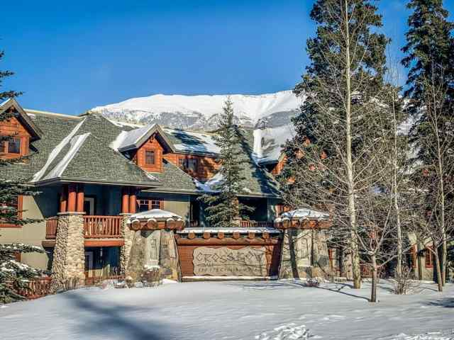 Three Sisters real estate 210, 150 CROSSBOW Place in Three Sisters Canmore