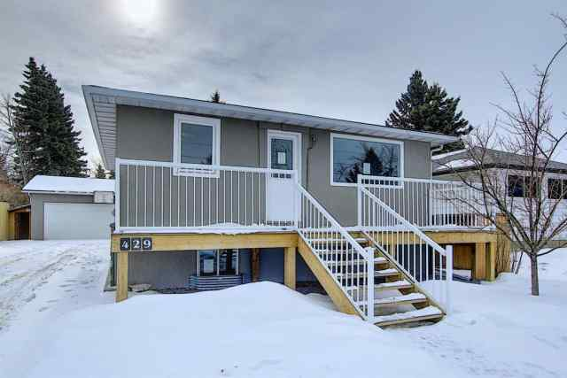429 1 Avenue NE in Old Town Airdrie MLS® #A1071965