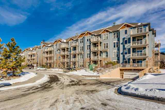 Unit-203-201 Sunset Drive  in Sunset Ridge Cochrane MLS® #A1072012