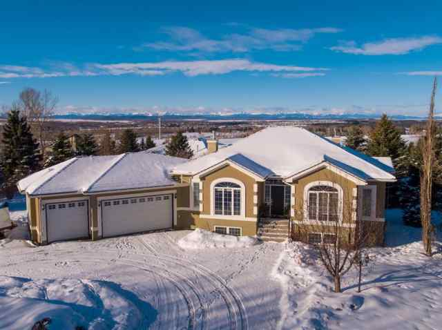 206 Slopeview Drive SW in Springbank Hill Calgary MLS® #A1072045