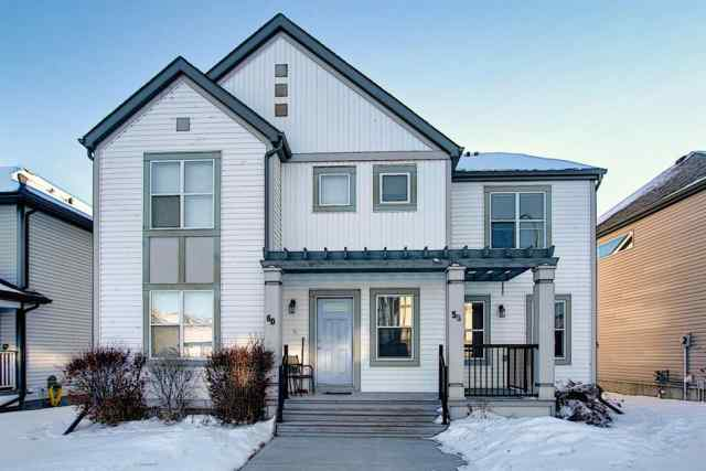 56 COPPERPOND Road SE in  Calgary MLS® #A1072058