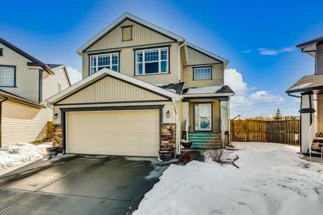 133 Reunion Court NW in Reunion Airdrie MLS® #A1072094