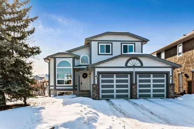 Cimarron Hill real estate 3 Cimarron Way in Cimarron Hill Okotoks