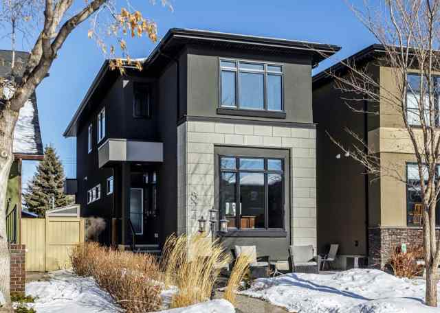 824 22 Avenue NW in Mount Pleasant Calgary MLS® #A1072438