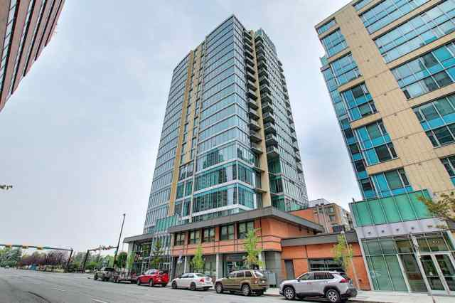 1107, 888 4 Avenue SW in Downtown Commercial Core Calgary MLS® #A1072576