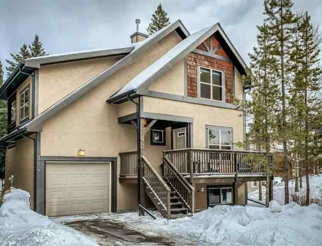 Three Sisters real estate 304, 108  Armstrong Place  in Three Sisters Canmore