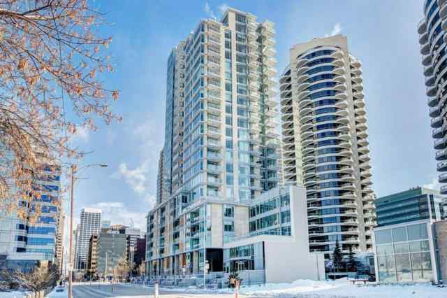 101, 1025 5 Avenue SW in Downtown West End Calgary MLS® #A1072716