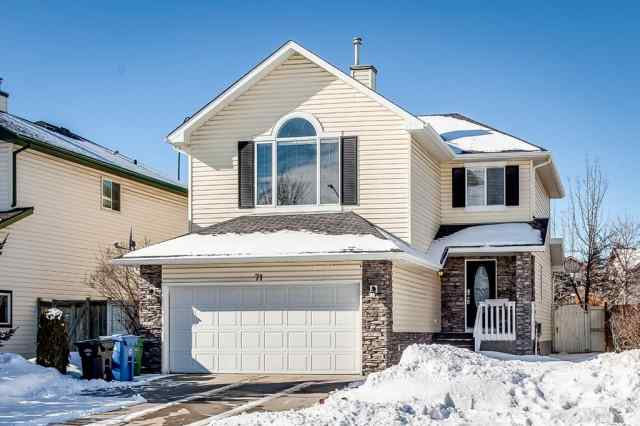 71 Wentworth Circle SW in  Calgary MLS® #A1072755