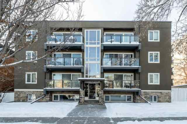 Crescent Heights real estate 203, 343 4 Avenue NE in Crescent Heights Calgary