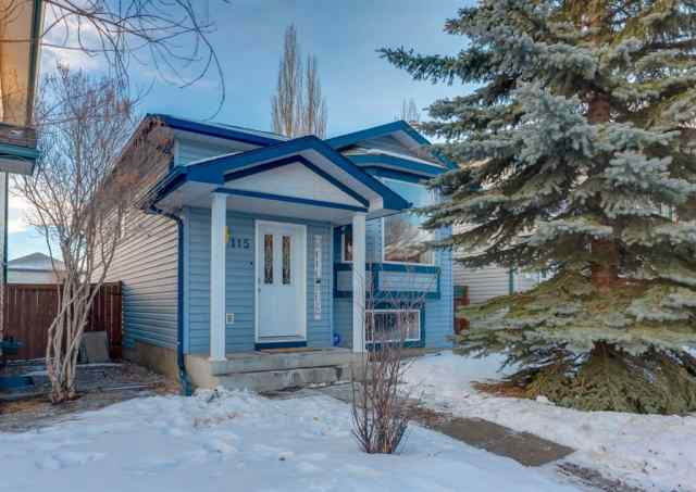 115 Erin Meadow Crescent SE in  Calgary MLS® #A1073090