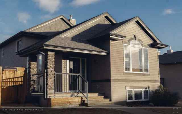 Copperwood real estate 131 Coalbanks Boulevard W in Copperwood Lethbridge