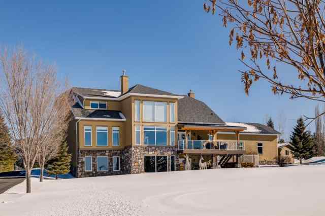 Springbank real estate 120 Partridge Court in Springbank Rural Rocky View County