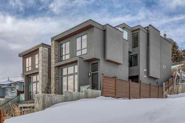 716 Bridge Crescent NE in  Calgary MLS® #A1073488