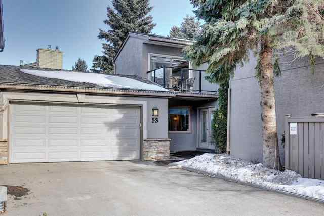 Unit-53-1815 Varsity Estates Drive NW in Varsity Calgary MLS® #A1073555