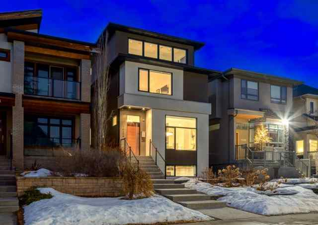 Hillhurst real estate 1922 BROADVIEW Road NW in Hillhurst Calgary
