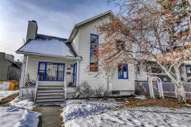 531 24 Avenue NW in Mount Pleasant Calgary