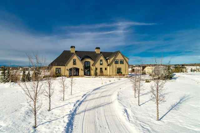 Bearspaw_Calg real estate 255031 Willow Creek Rise in Bearspaw_Calg Rural Rocky View County