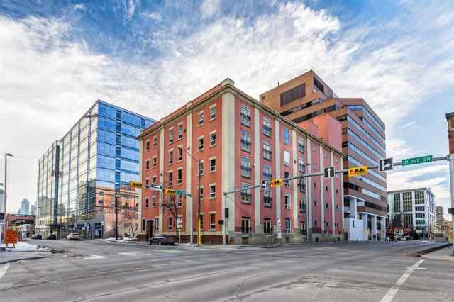 Beltline real estate 103, 535 10 Avenue SW in Beltline Calgary