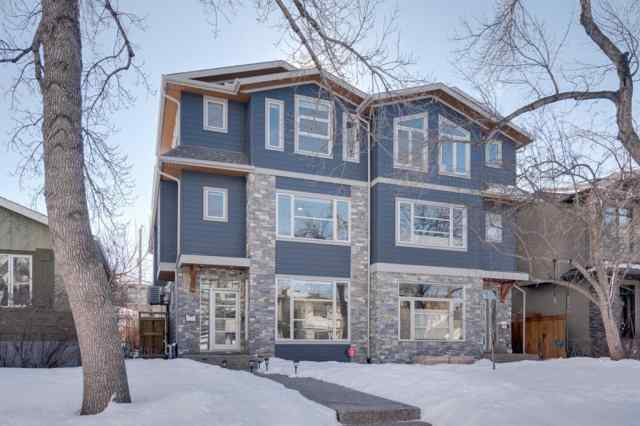 629 27 Avenue NW in Mount Pleasant Calgary MLS® #A1074049