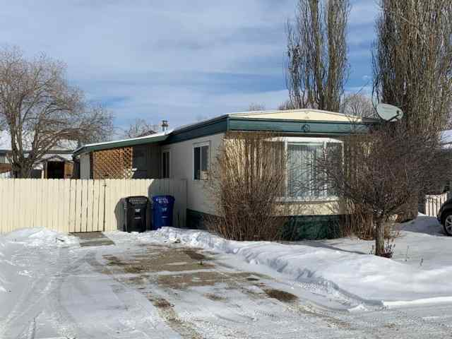 Broadway Village Mobile H real estate 4922 Womacks Road in Broadway Village Mobile H Blackfalds