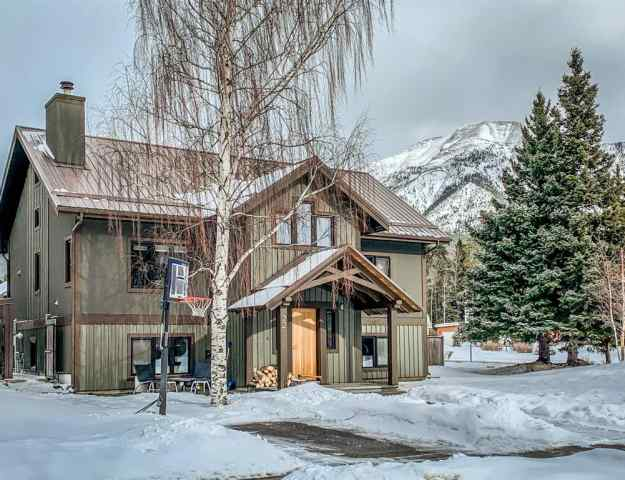22 Mt. Peechee Place  in Town Centre_Canmore Canmore MLS® #A1074273