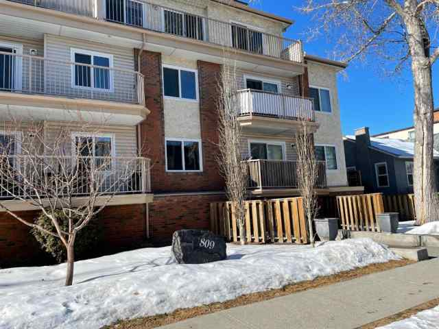301, 809 4 Street NE in Renfrew Calgary MLS® #A1074290