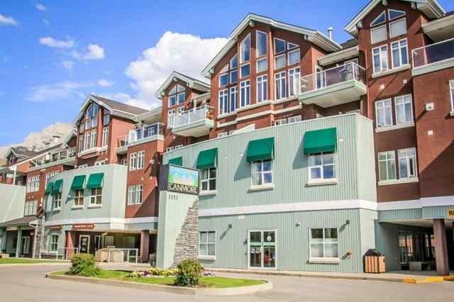 Bow Valley Trail real estate 307 Rot. F, 1151 Sidney Street in Bow Valley Trail Canmore