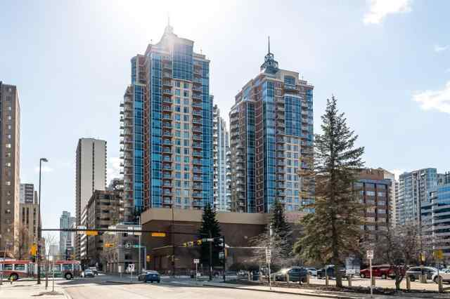 1806, 910 5 Avenue SW in Downtown Commercial Core Calgary MLS® #A1074322