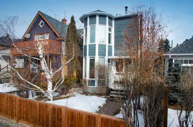 1112 18 Avenue NW in  Calgary MLS® #A1074374