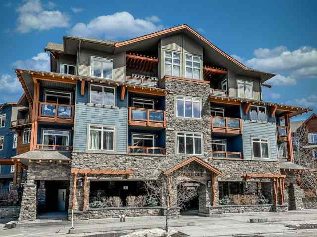 Bow Valley Trail real estate 316, 170 Kananaskis Way in Bow Valley Trail Canmore