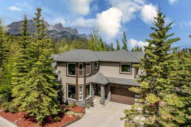 Homesteads real estate 183 McNeill in Homesteads Canmore