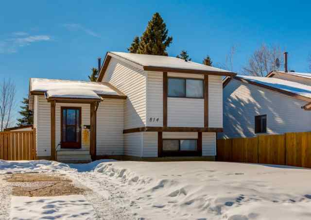 814 Ranchview Circle NW in Ranchlands Calgary MLS® #A1074686