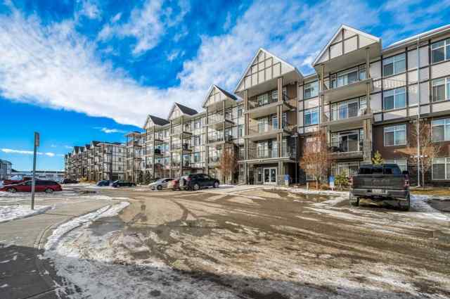 415, 6703 New Brighton Avenue in  Calgary MLS® #A1074775