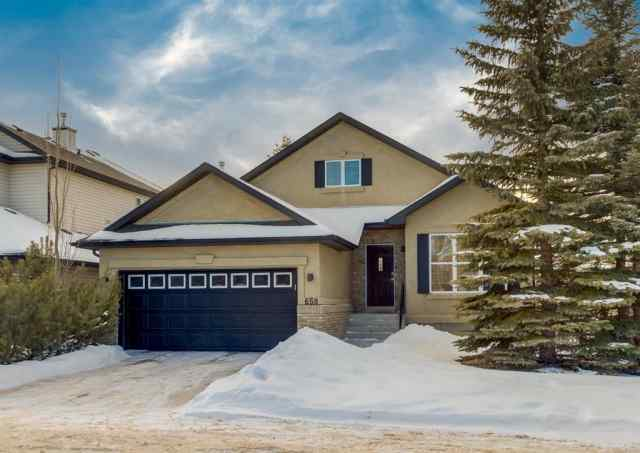 West Springs real estate 658 Wentworth Place SW in West Springs Calgary