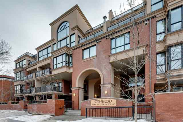Cliff Bungalow real estate 105, 1730 5A Street SW in Cliff Bungalow Calgary