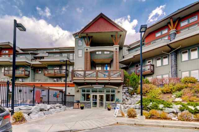 Bow Valley Trail real estate 215, 107 Montane Road in Bow Valley Trail Canmore