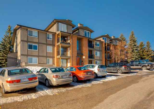 511, 6400 Coach Hill Road SW in  Calgary MLS® #A1075707