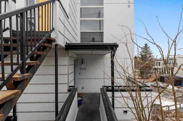 102, 1800 26 Avenue SW in  Calgary MLS® #A1075713