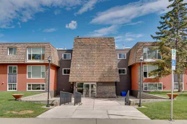 202, 920 68 Avenue SW in  Calgary MLS® #A1076244