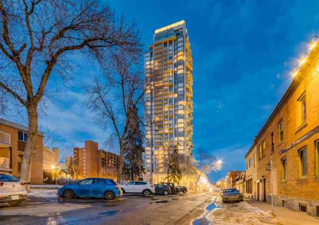 Beltline real estate 1007, 930 16 Avenue SW in Beltline Calgary