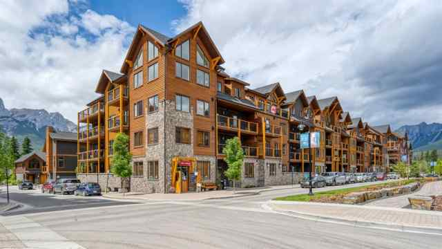 403, 707 Spring Creek Drive in Spring Creek Canmore MLS® #A1076666