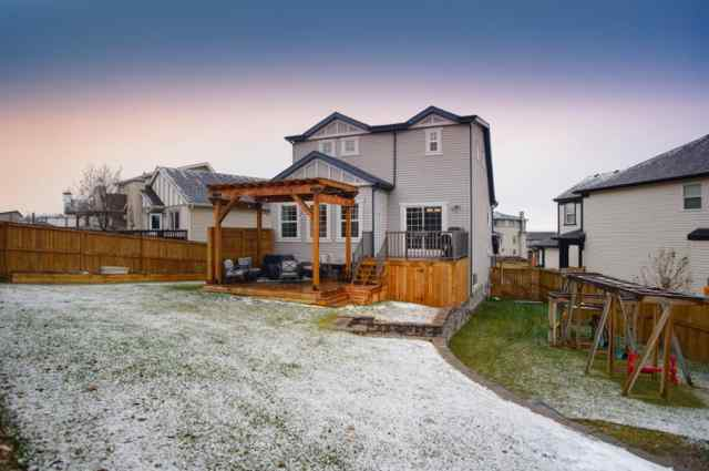 MLS® #A1076848 242 Reunion Gardens NW T4B 0M4 Airdrie