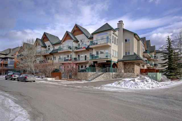 100, 176 Kananaskis Way in Bow Valley Trail Canmore MLS® #A1076972