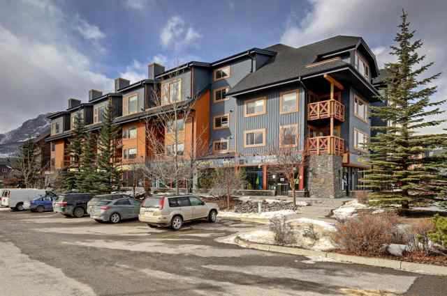 409, 1120 Railway Avenue in Bow Valley Trail Canmore MLS® #A1076978