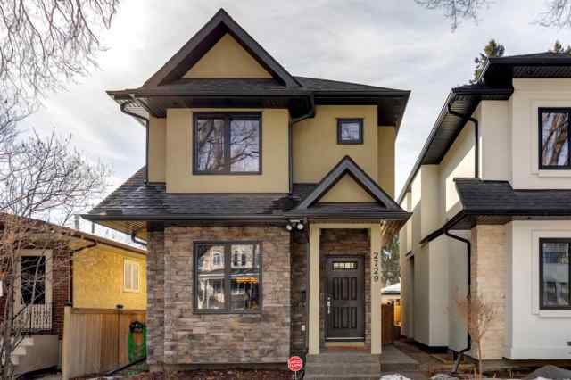 West Hillhurst real estate 2729 7 Avenue NW in West Hillhurst Calgary