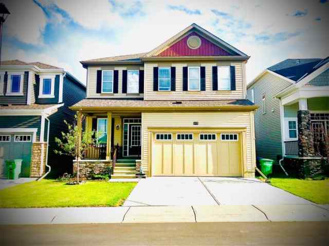 Windsong real estate 117 Windrow Link SW in Windsong Airdrie