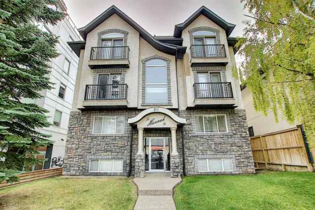 201, 2111 34 Avenue SW in  Calgary MLS® #A1077139